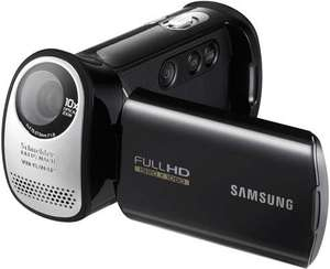 SAMSUNG T10 CAMCORDER FULL HD 10X OPTICAL ZOOM 2.7IN LCD £89.99 @ Argos/Ebay