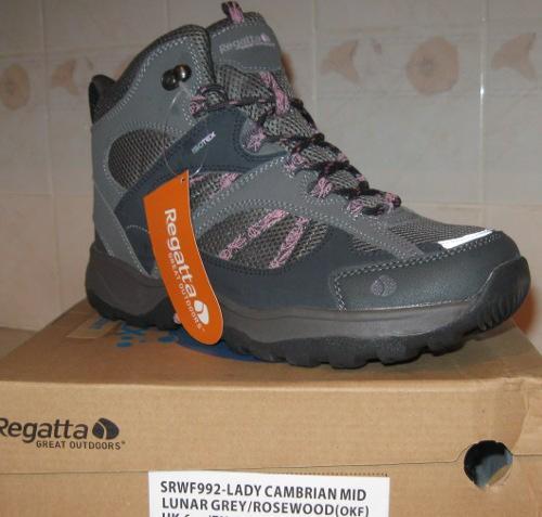 Regatta Cambrian boots - £12 @ Costco