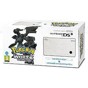 ASDA Cyber deal Nintendo DSi Console White With Pokemon White (collect instore) - £99