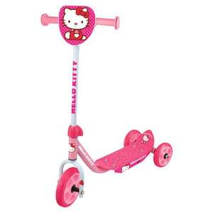 Hello Kitty Scooter was £30 now £15 at Tesco (INSTORE)
