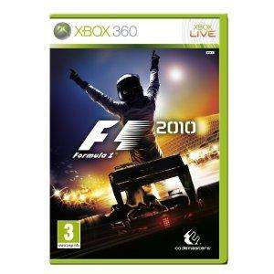 F1 2010 on Xbox 360 and PS3 £9.99 at Play.com - back on offer