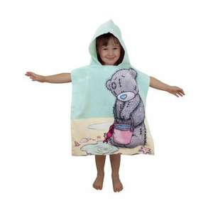 Me To You Seaside Hooded Poncho was £12.99 now £5 at Play.com