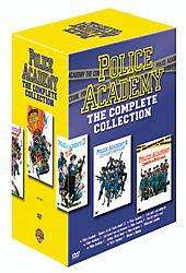 Police Academy 1-7 DVD box set £10.95 @ zavvi