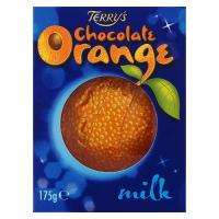 Terry's chocolate oranges for £1 at Poundstretcher