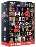 Red Dwarf, Series 1-8 £19.99 inc del @ choicesuk.com