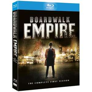 Boardwalk Empire - Season 1 Blu Ray Pre Order  £33.99 @Sainsburysentertainment