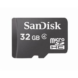 SanDisk 32GB Micro SD HC Memory Card (SDSDQM-032G-B35) £17.99 @ Play