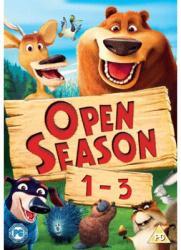 Open Season 1-3 Boxset (DVD) for £7.49 @ Bee.com