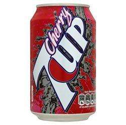 Cherry 7UP. Crate of 24. Yummy. £5.71 @ Shorters Club