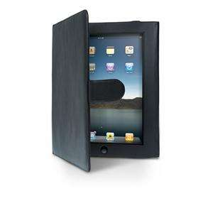 Cygnett Lavish Leather Book-style case for iPad / Black £5 delivered @ Play.com