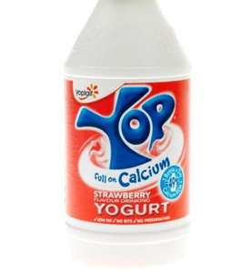 YOP YOGHURT DRINKS BUY ONE GET TWO FREE IN TESCO FROM WEDNESDAY 30 NOVEMBER
