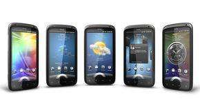 HTC Sensation Smartphone - £289.00 @ebuyer.com