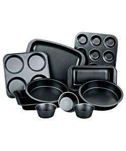 Cookworks 10 Piece Bakeware Set - only £9.99 @ Argos