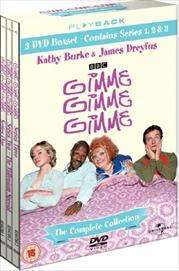 Gimme, Gimme, Gimme - The Complete Boxset (Box Set) £4.47 delivered @ Tesco