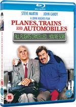 Planes, Trains and Automobiles BLU-RAY £12.95 @ Zavvi