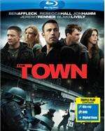 The Town - Triple Play (bluray, DVD, Digital Copy) - £7.89 - Base.com