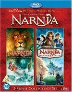 Chronicles Of Narnia: The Lion, The Witch And The Wardrobe / Prince Caspian Blu-ray Boxset- £7.99 delivered @ Blah