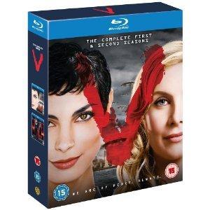 V: Season 1-2 (Blu-ray boxset) for £28.97 @ Amazon