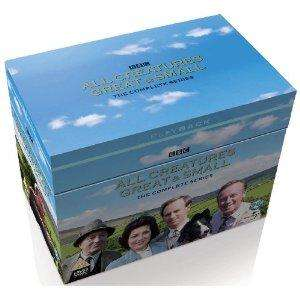 All creatures great and small DVD boxset from AMAZON £55.97