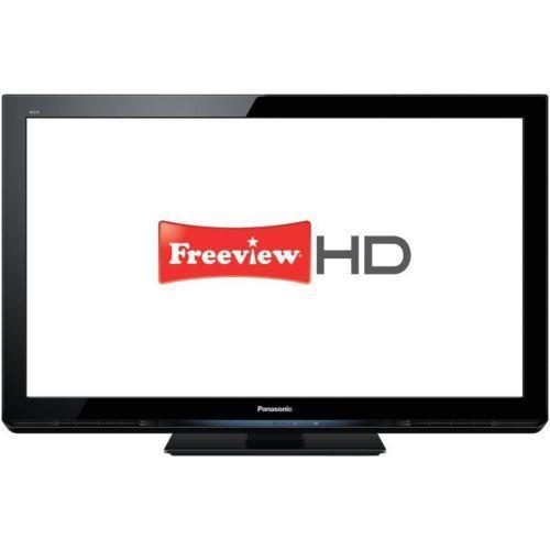 "NEW PANASONIC TX-P42U30B 42"" PLASMA TV BLACK £399.99 @ comet-direct Ebay"