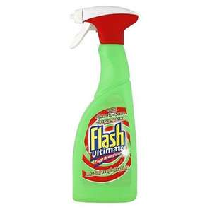 Flash Ultimate Cleaning Spray 500 ml - £1 @ Poundland