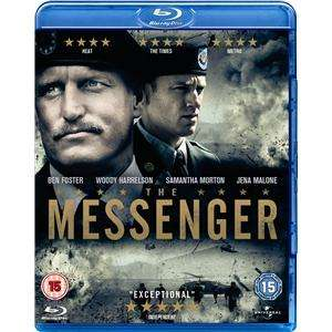 The Messenger Blu-Ray at Play for £5.89
