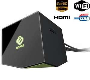 Boxee Box (Digital WiFi multimedia receiver) from Pixmania for £159.39