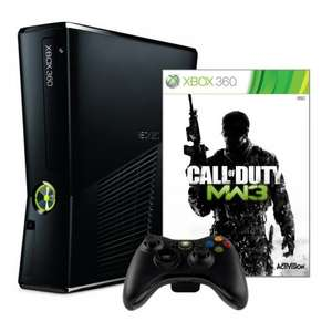 Xbox 360 250GB Matte Black Console Bundle with Call of Duty Modern Warfare 3 £189.99 @ zavvi_outlet DOTD