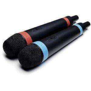 SingStar Wireless Microphones - (PS2/PS3) £22.99 @ Amazon