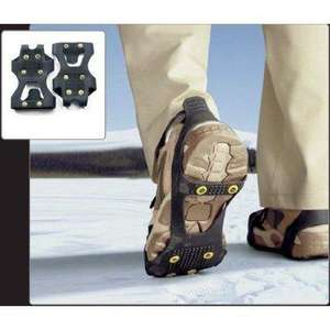 Perfect Solutions - Ice Traction Slip-Ons - Large UK sizes 8-12 £4.99 @ Amazon (Sourcing4U Limited)