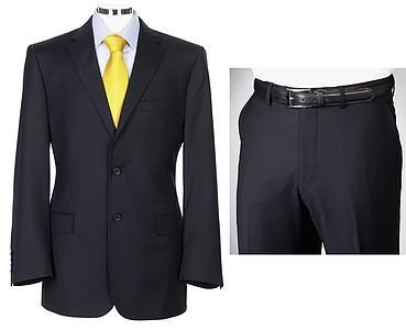 Samuel Windsor 100% wool 2-piece suit - £104.95 delivered at Groupon