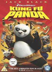 Kung Fu Panda (DVD) for £3.49 @ Bee.com