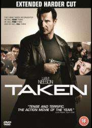 Taken (DVD) for £1.99 @ Bee.com