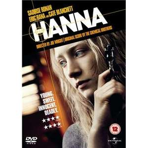 Hanna (DVD) £5.29 on Play.com