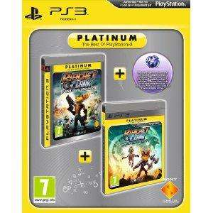 Ratchet and Clank Platinum Double Pack, £16.01 (using discount code) @ Game