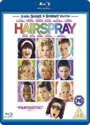 Hairspray [2007] (Blu-ray) for £3.99 @ Bee.com