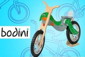 Children's Balance Bike £36.99 delivered @ Bodini (Via Groupon)