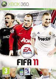 FIFA 11 Xbox 360 Pre-owned @ Gamestation £4.99 free delivery