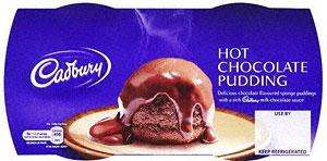 Cadbury Hot Chocolate Pudding (2 x 120g) £1 @ Tesco - From tomorrow £2.00 and B1G2F at Tesco