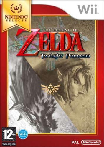 The Legend of Zelda: Twilight Princess (Wii) for £9.95 @ ZAVVI