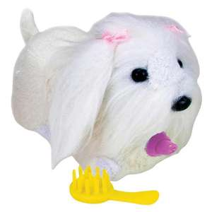 Zhu Zhu Pets Puppies. Booley & Sabrina £8.96, Tesco Direct, delivered to store for free
