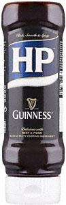 HP Guinness Sauce Top Down (475g) £1@ Tesco