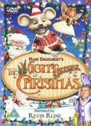 The Night Before Christmas (DVD) for £1.49 @ Bee.com