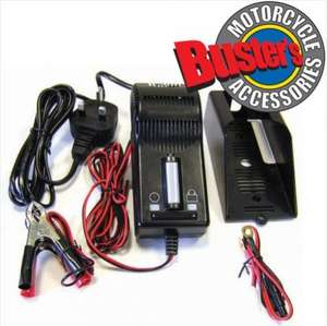 12 Volt battery charger / optimiser - free delivery too - Busters ebay shop - £14.99