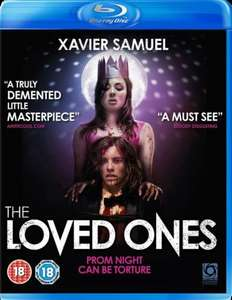 The Loved Ones Blu Ray £4.99 at Play.com