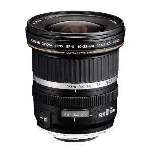 Canon EF-S 10-22mm f/3.5-4.5 USM Lens £505.99 delivered @ OneStopDigital