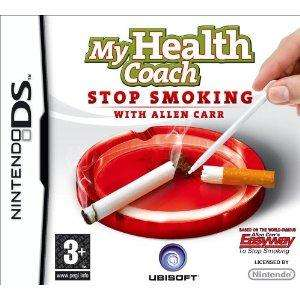 My Health Coach - How to Stop Smoking with Allen Carr Nintendo DS £1 @ Poundland