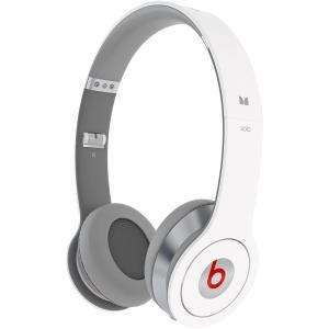 Monster Beats Solo by Dr. Dre (white and black) at Comet Ebay Shop (inc. Delivery)