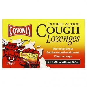 Covonia double action cough lozengers - £1 @ Poundland