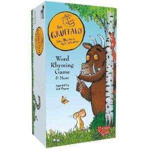 The Gruffalo Word Rhyming Game now £3 del @ Amazon